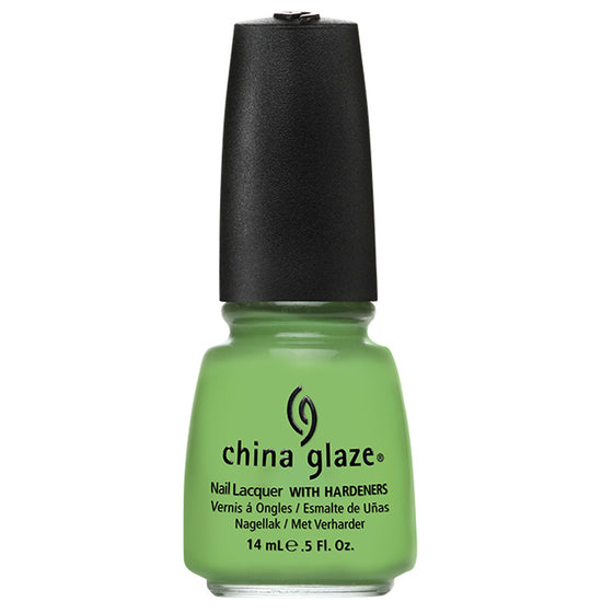 China Glaze Nail Polish - Gaga For Green 14ml (80738)