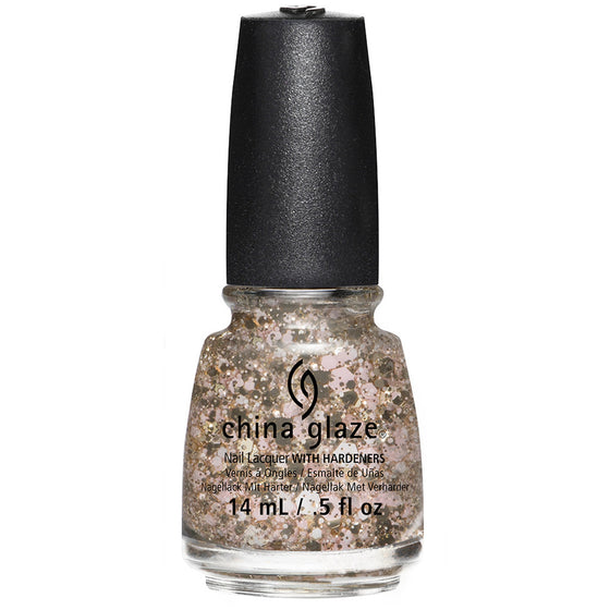 China Glaze House Of Colour 2016 Nail Polish - Glitter Me This 14mL (83405)