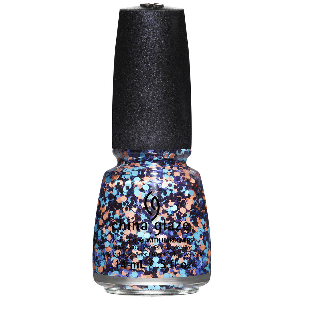 China Glaze Nail Polish - Glitter Up 14ml (81843)