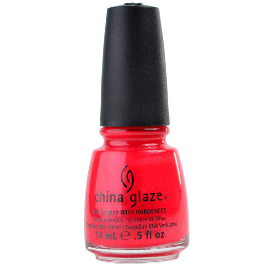China Glaze Nail Polish - Hawaiian Punch 14ml (70337)