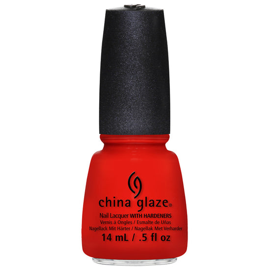 China Glaze Nail Polish - Igniting Love 14ml (81129)
