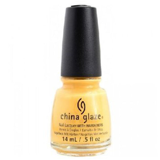 China Glaze Nail Polish - Metro Pollen-tin 14ml (81767)