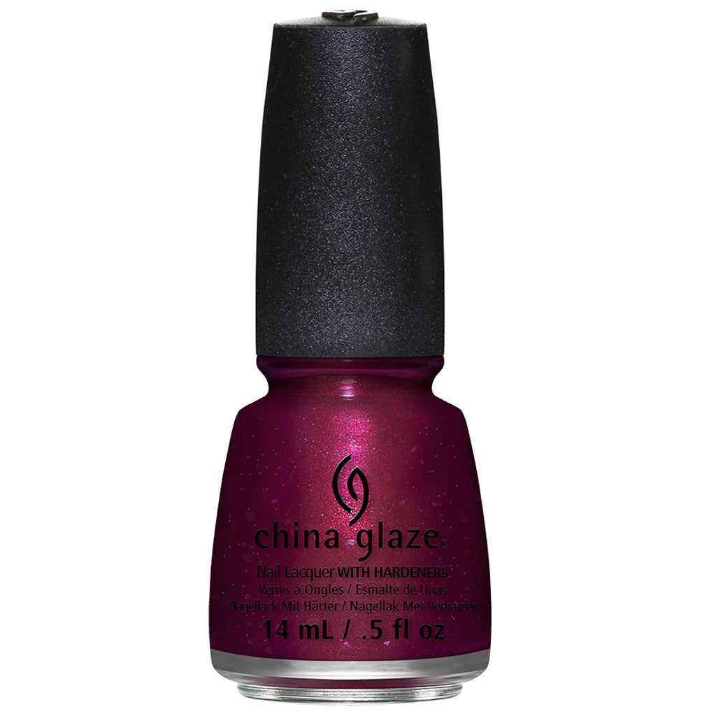 China Glaze Nail Polish - Nice Caboose! 14ml (81854)