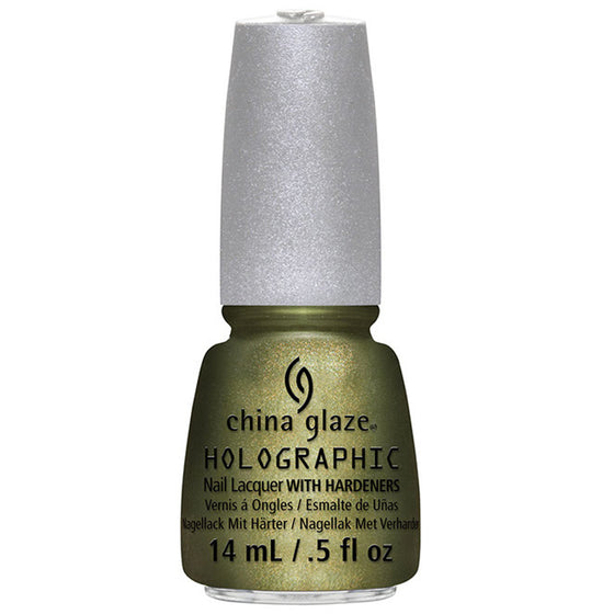 China Glaze Nail Polish - OMG a UFO 14ml