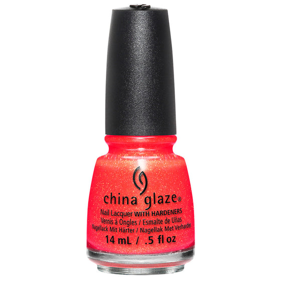 China Glaze Lite Brites 2016 Nail Polish - Papa Dont Peach 14mL (83545)