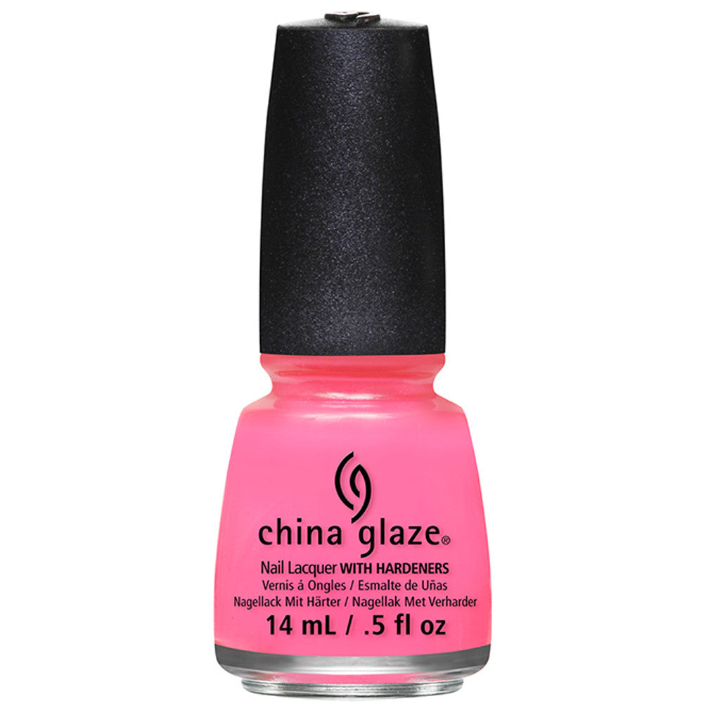 China Glaze Nail Polish - Peonies & Park Ave 14ml (81757)