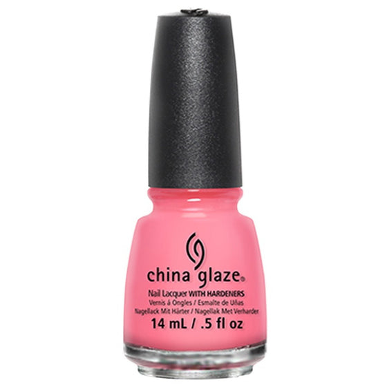 China Glaze Nail Polish - Petal To The Metal 14ml (81758)