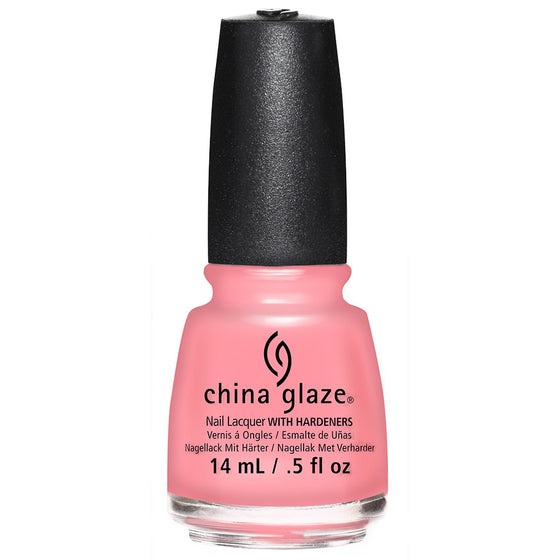 China Glaze House Of Colour 2016 Nail Polish - Pink Or Swim 14mL (83409)