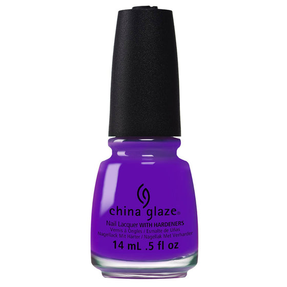 China Glaze Nail Polish - Plur-Ple 14mL (82601)