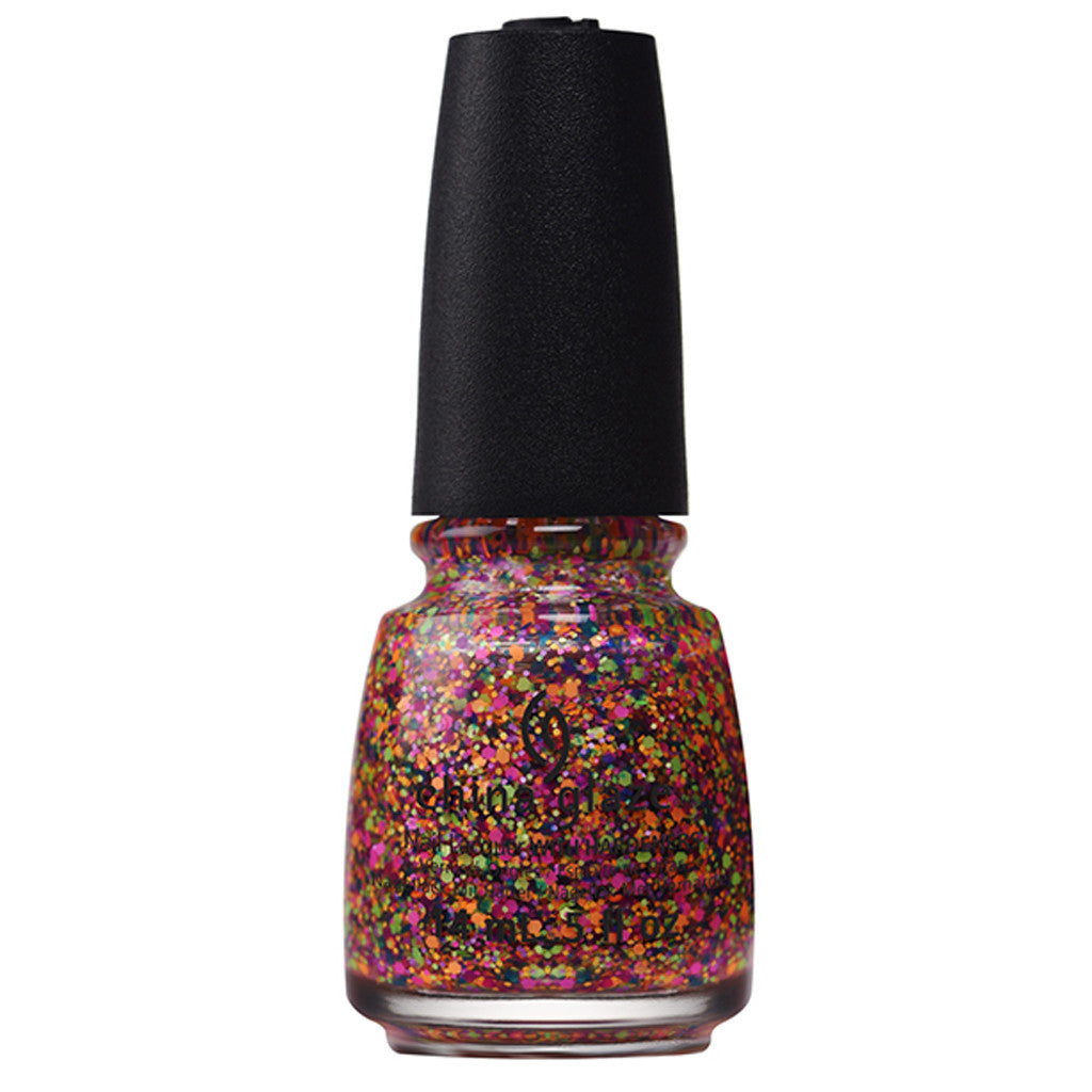 China Glaze Nail Polish - Point Me to the Party 14mL