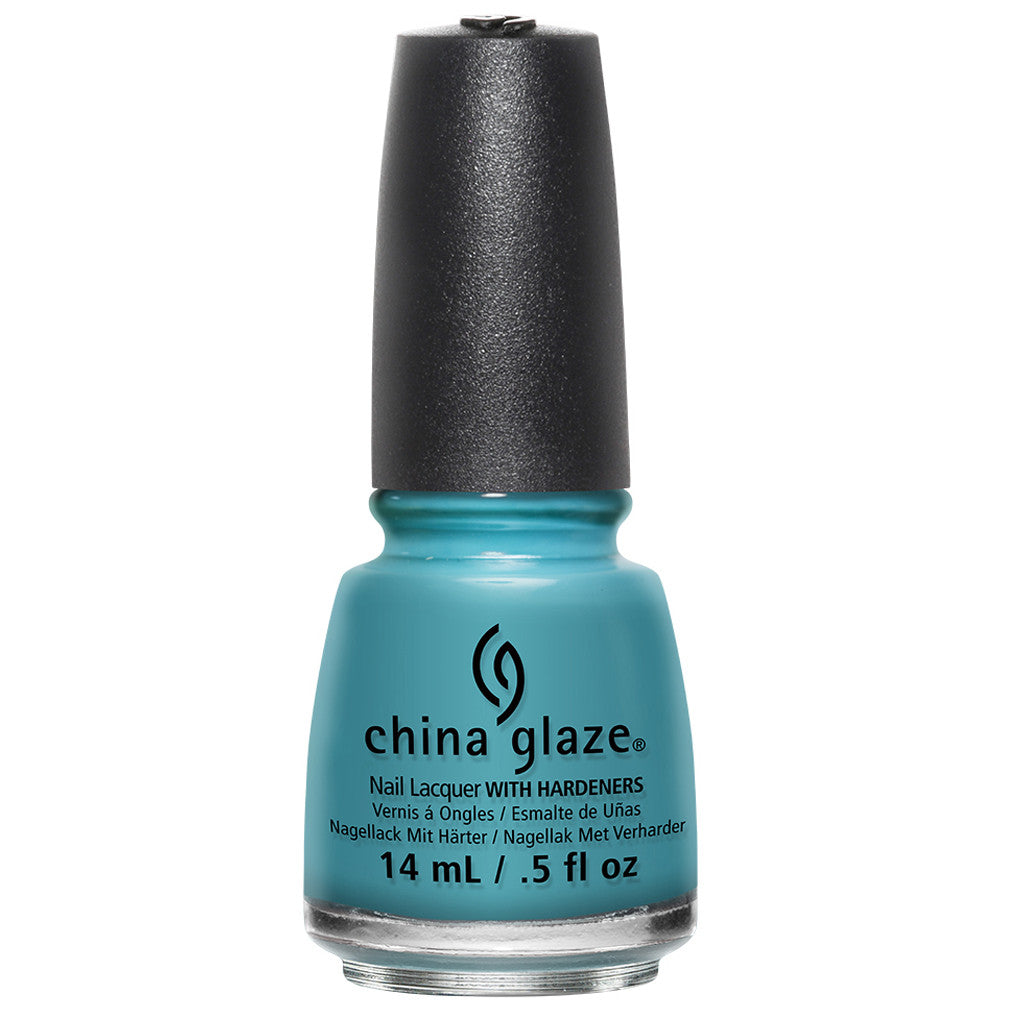 China Glaze Nail Polish - Rain Dance The Night Away 14mL (82650)