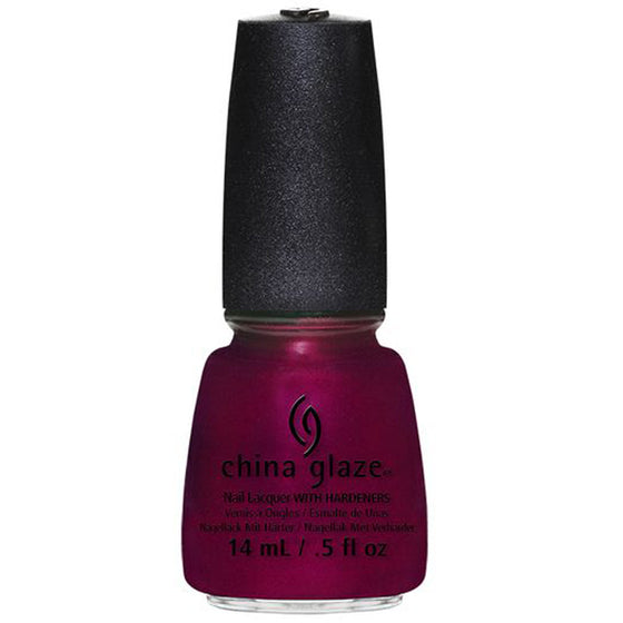 China Glaze Nail Polish - Red-Y & Willing 14ml (81359)