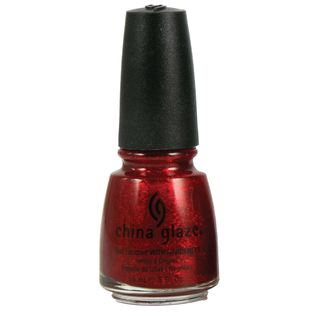 China Glaze Nail Polish - Ruby Pumps 14ml (70577)