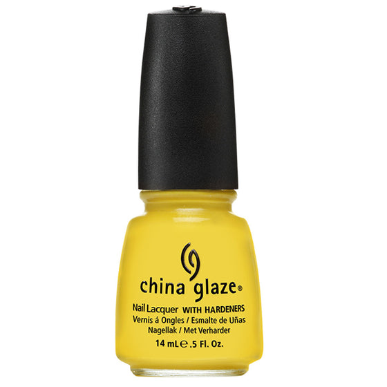 China Glaze Nail Polish - Sunshine Pop 14ml (80739)