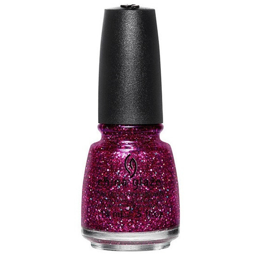 China Glaze Star Hopping Nail Polish - Turn Up The Heat 14mL (82696)