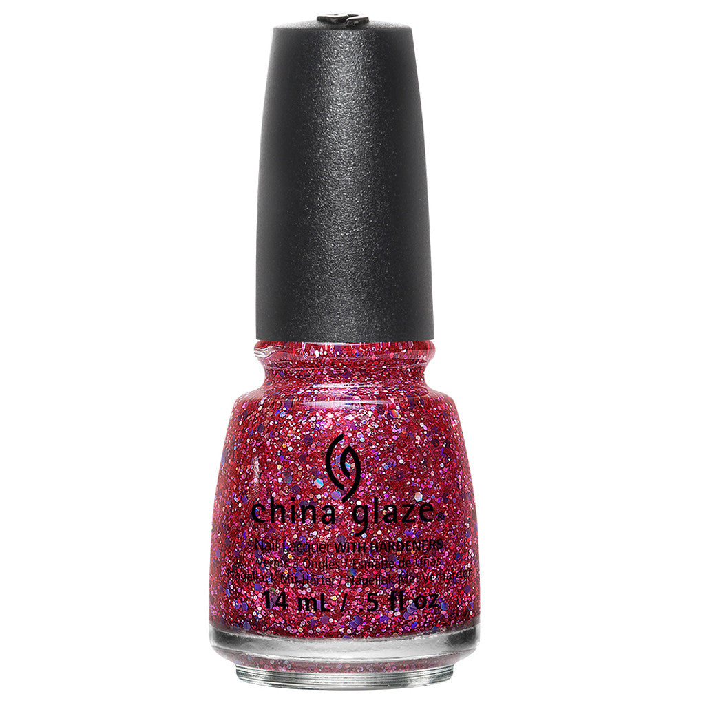 China Glaze Nail Polish - Ugly Sweater Party 14mL (82772)