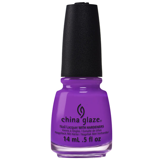 China Glaze Nail Polish - Violet-Vibes 14mL (82600)