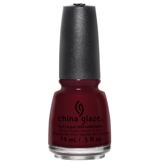 China Glaze Nail Polish - Wine Down For What 14mL (82770)