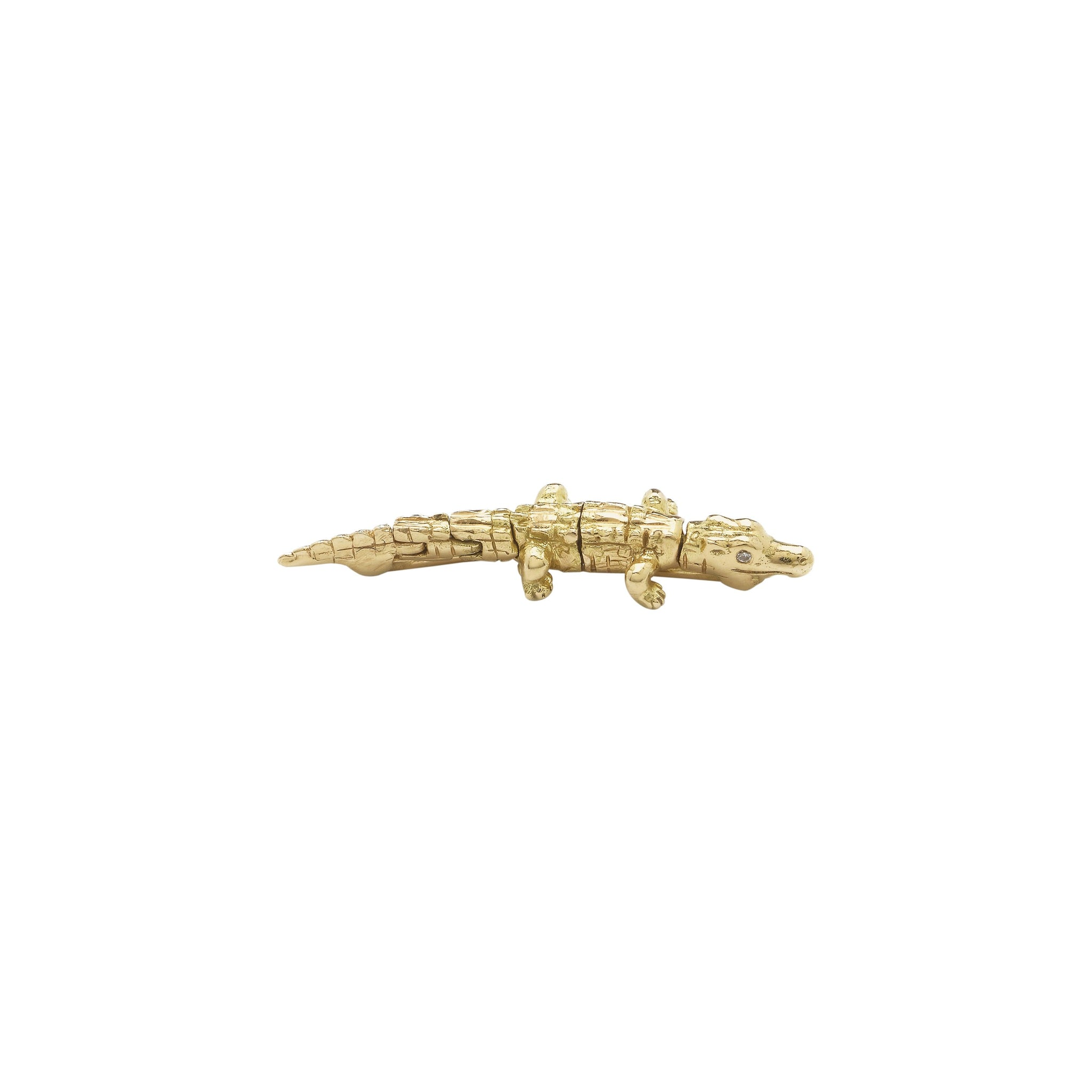 Alligator Convertible Earring