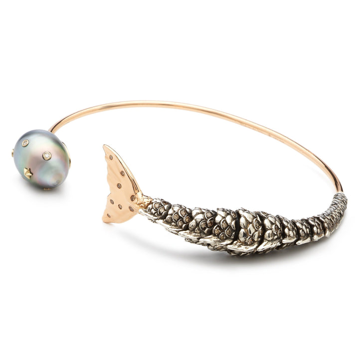 Mermaid Tail Bangle