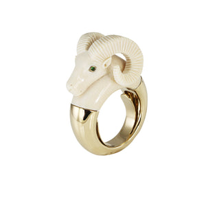Mammoth Ram Ring