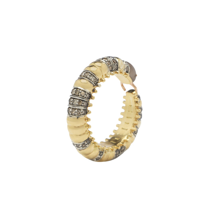 Millipede Eternity Ring – Diamond