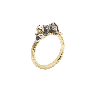 Monkey Stackable Ring