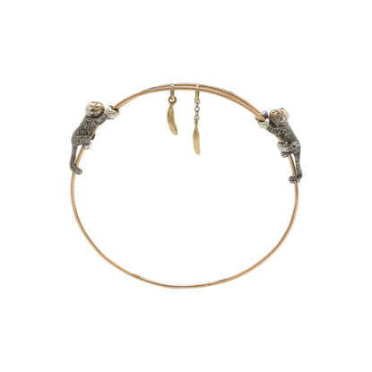 Monkey and Banana Bangle