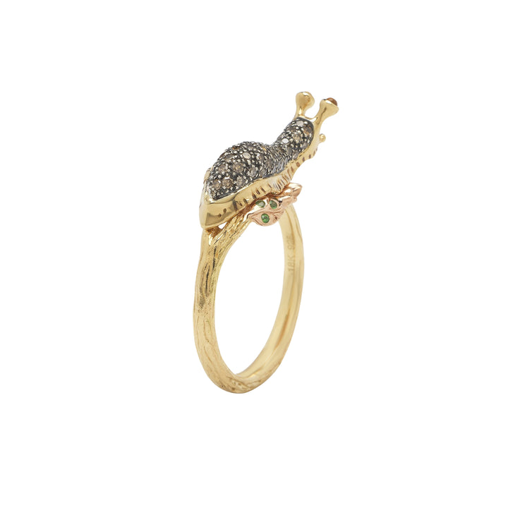 Slug Stackable Ring
