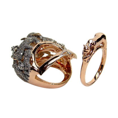 Animal Ring in a Ring