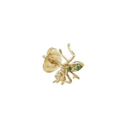 Ant Stud Earring – Yellow Gold