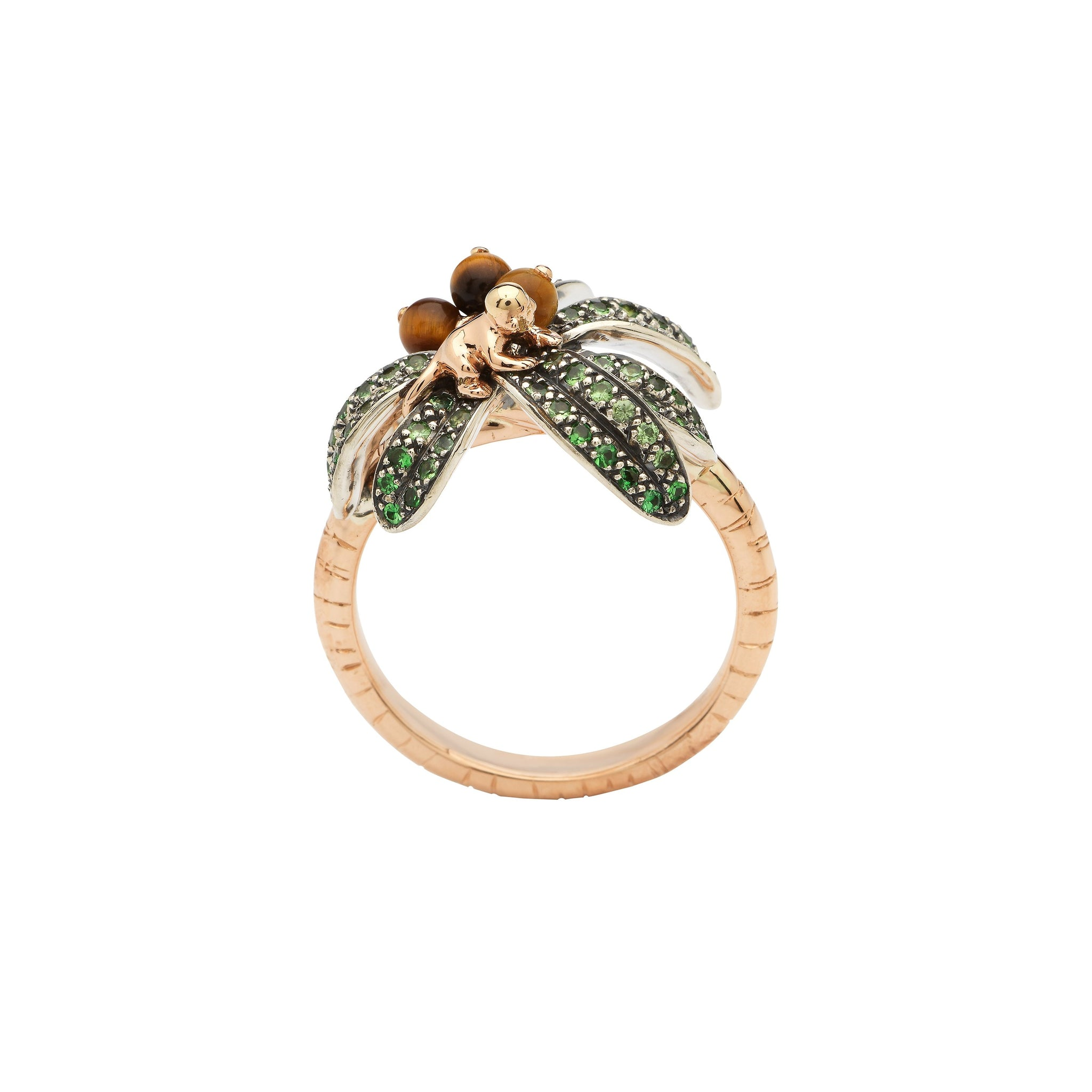 Monkey Palm Ring
