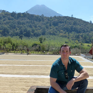 Guatemalan Coffee and the Effects of Volcano Fuego.