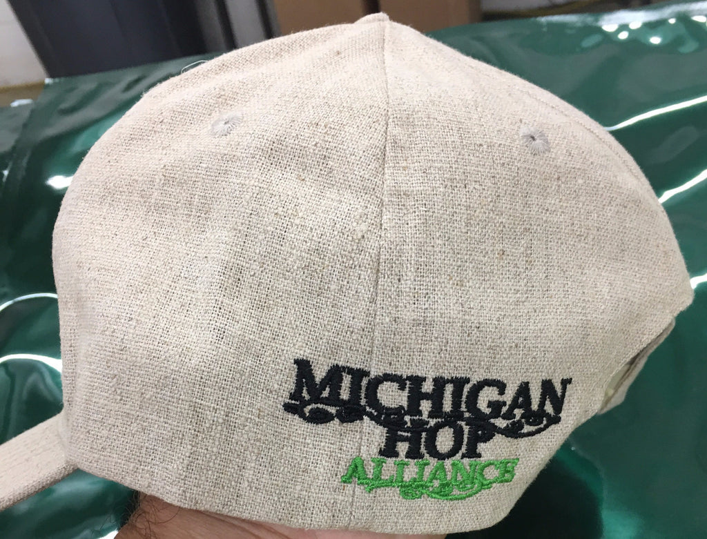 MHA Burlap Hop Hat! $19.99 FREE SHIPPING! (US Only)