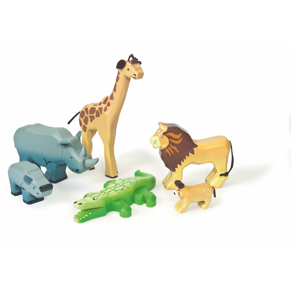 Wildtiere Savanne - Le Toy Van - ToysOnline