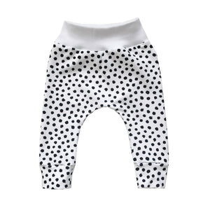Dalmatian dots harem leggings