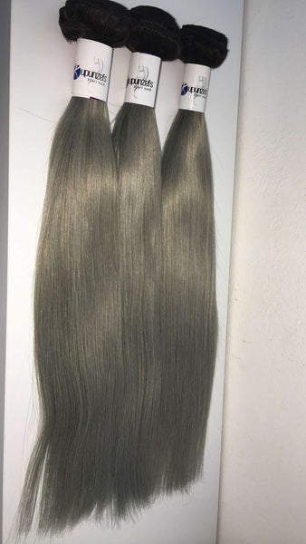 Bundles 1B/GRAY - Straight