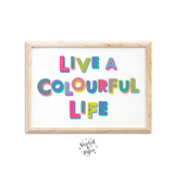 Dream big darling print