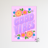 Believe in magic print