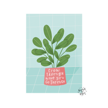 Load image into Gallery viewer, Home Sweet Home print - Violet and Alfie