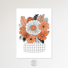 Load image into Gallery viewer, Love story quote print - Violet and Alfie