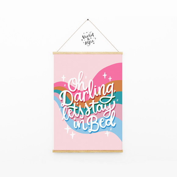 Together is my favourite place to be print, grey home decor, hand lettered prints
