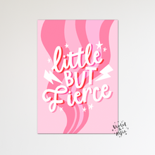 Load image into Gallery viewer, Woodland Animal Print Set - Violet and Alfie