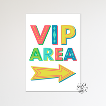 Load image into Gallery viewer, Happy Pink Balloon Print - Violet and Alfie