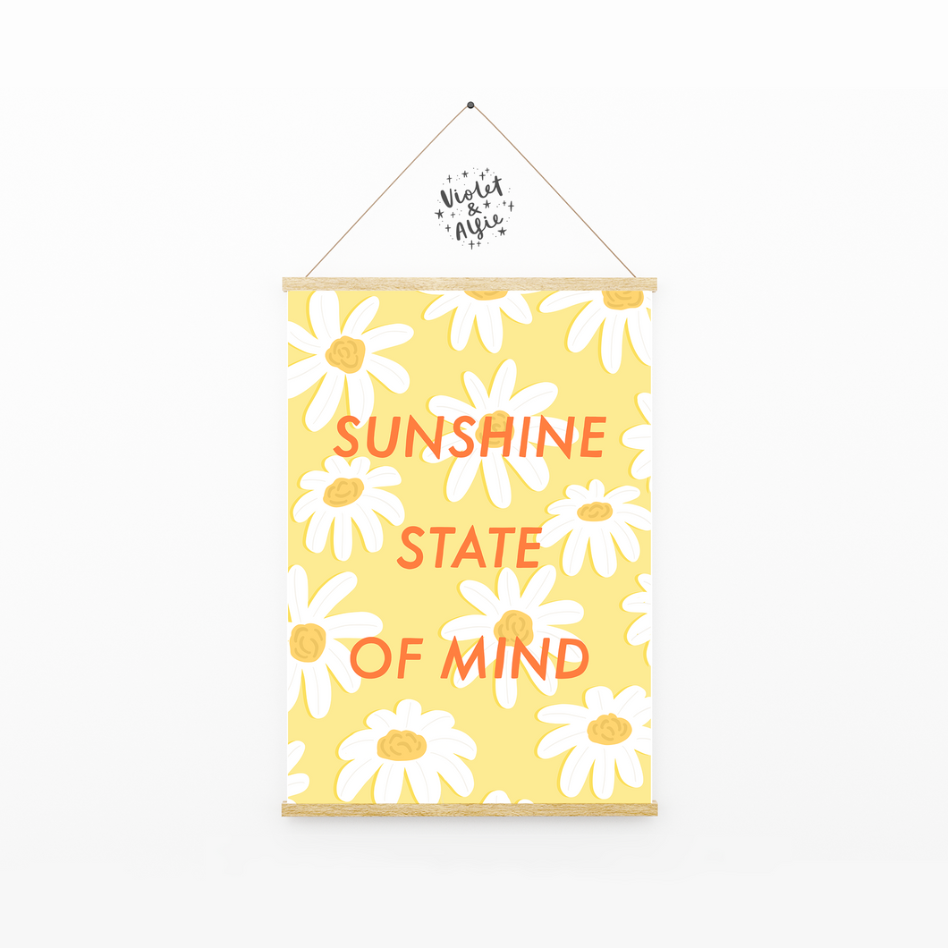 Little Lady Print - Violet and Alfie