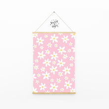 Load image into Gallery viewer, Watercolour rabbit print - Violet and Alfie