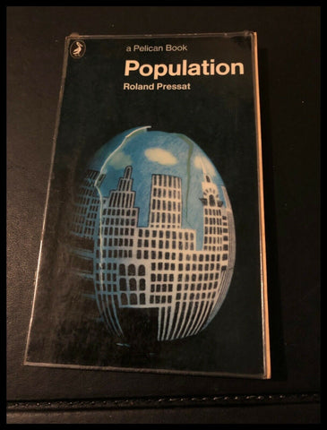 Population by Roland Pressat (Paperback) A Pelican Book 1973