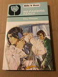 No Passing Fancy by Kay Thorpe (Paperback Book 1980)