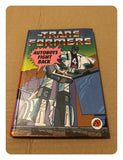 Autobots Fight Back by Mike Collins, John Grant (Hardback, 1985) Transformers Lady Bird Book
