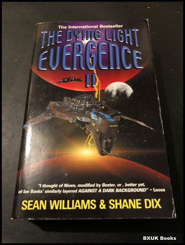 Evergence 2: The Dark Imbalance by Sean Williams, Shane Dix (Paperback, 2001)